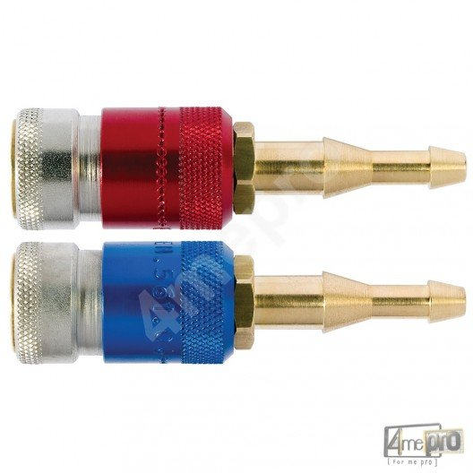 Raccord coupleur femelle pour tuyau 6,3 et 10 Oxy/AD